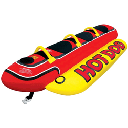 Hot Dog Inflatable Ski Tube by Airhead