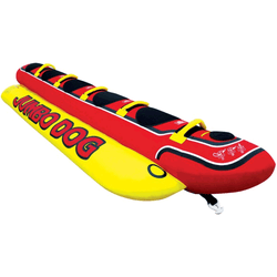 Jumbo Dog Towable Banana Boat by Airhead
