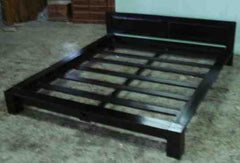 Contemporary Platform Bed