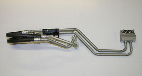 C6 LS Engine Oil Lines w/ Bypass