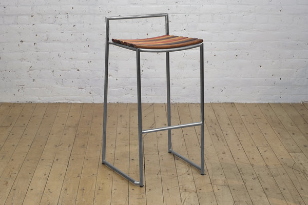 Slade Bar + Counter Backless Stool