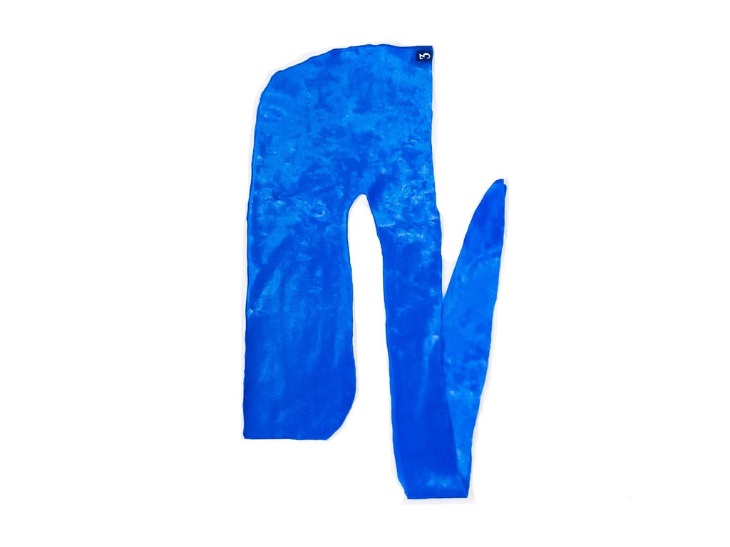 Blue Velvet Durag (Royalty Edition)