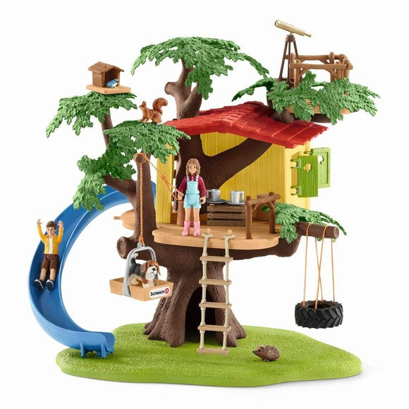 Adventure Tree House - Jouets Choo Choo