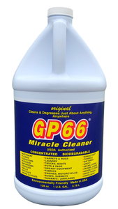 gp66 miracle cleaner CASE of 6 gallons discounted per gallon