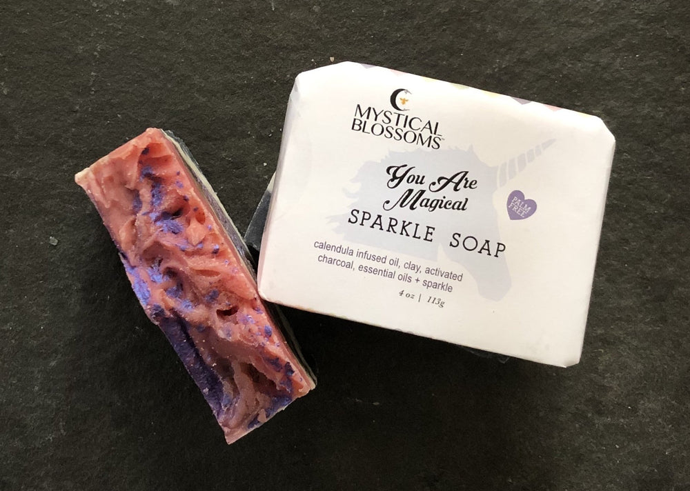 MAGICAL SPARKLE SOAP