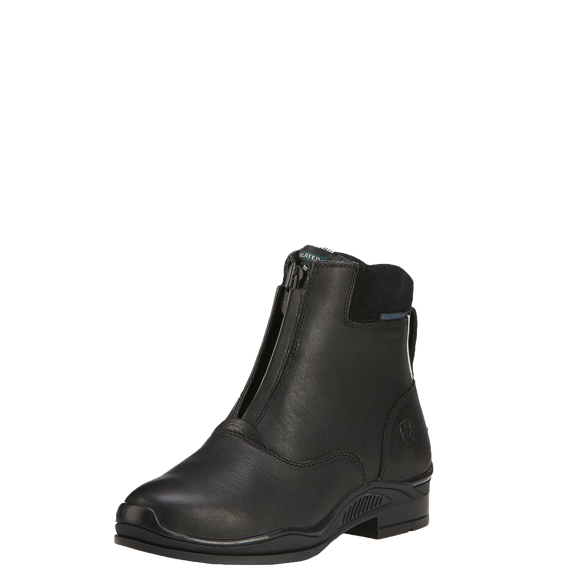 Ariat 10016376 Kids Extreme Zip Insulated Waterproof Paddock Boot Black