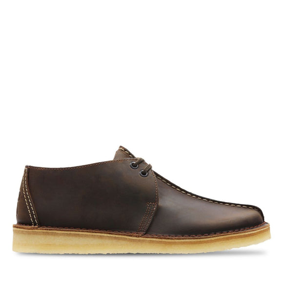 Clarks 260364493 Men's Originals Desert Trek Beeswax