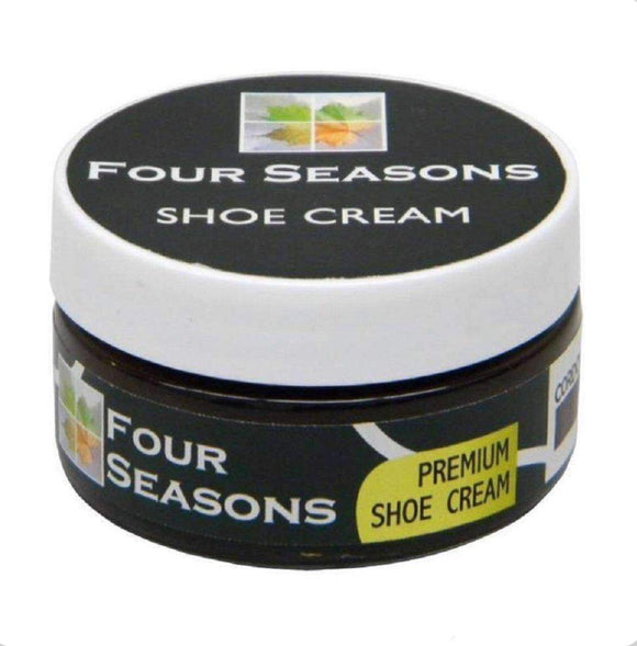 Four Seasons Shoe Polish Cream