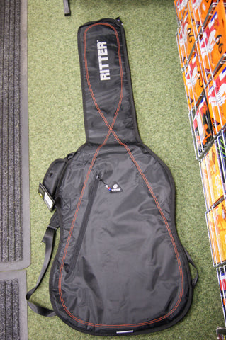 Ritter RGP2-2B/BRD padded bass guitar bag