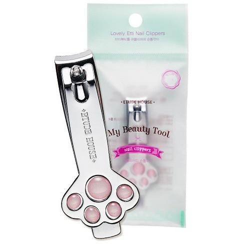 ETUDE HOUSE Nail Tool nail clippers ETUDE My Beauty Tool Nail Clippers - KollectionK
