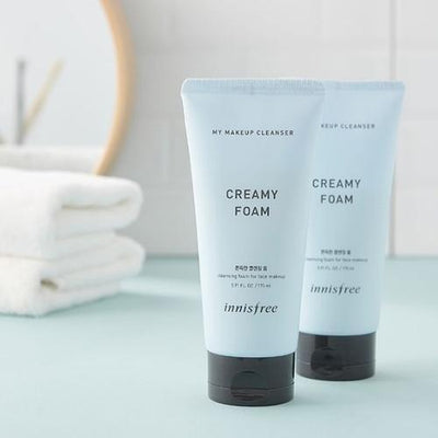 innisfree Facial Cleanser innisfree My Makeup Cleanser Creamy Foam - KollectionK