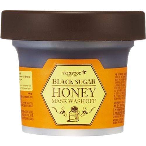 SKIN FOOD Face Mask Honey SKIN FOOD Black Sugar Honey Wash off Mask - KollectionK