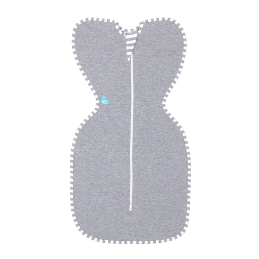 Love To Dream - 1.0 tog Swaddle UP Original Grey