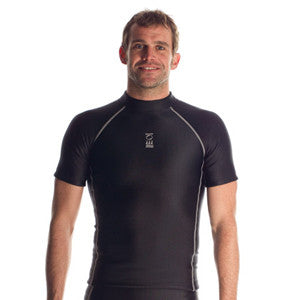 Thermocline Short Sleeve Top