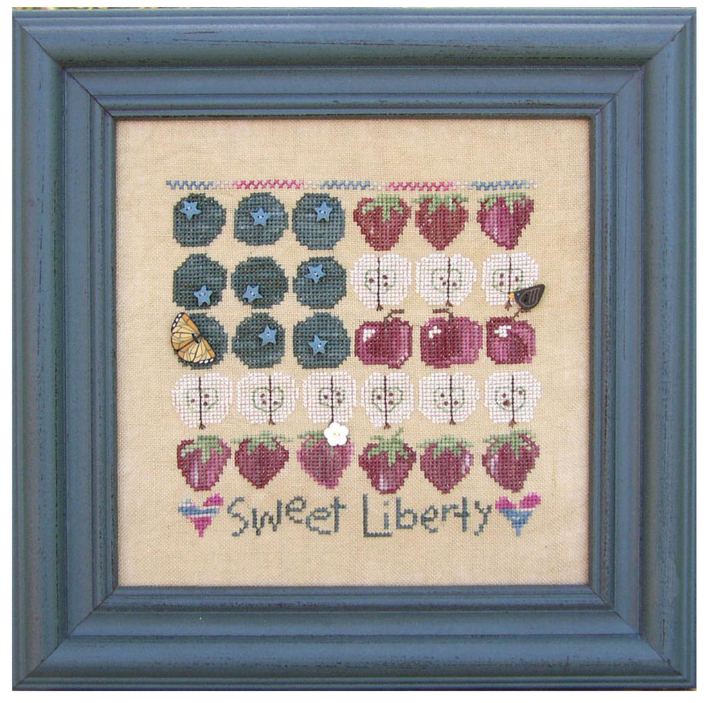 Sweet Liberty (includes free chart)