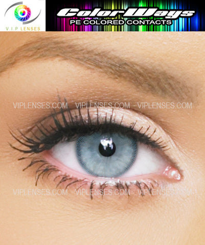 Colorways Sky Contact Lenses