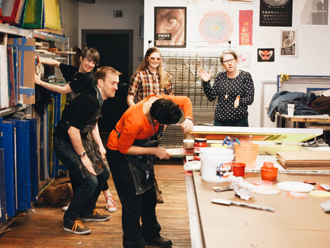 Intro to Silkscreen: Weeknight