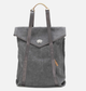 Qwstion Tote Bag: Washed Grey