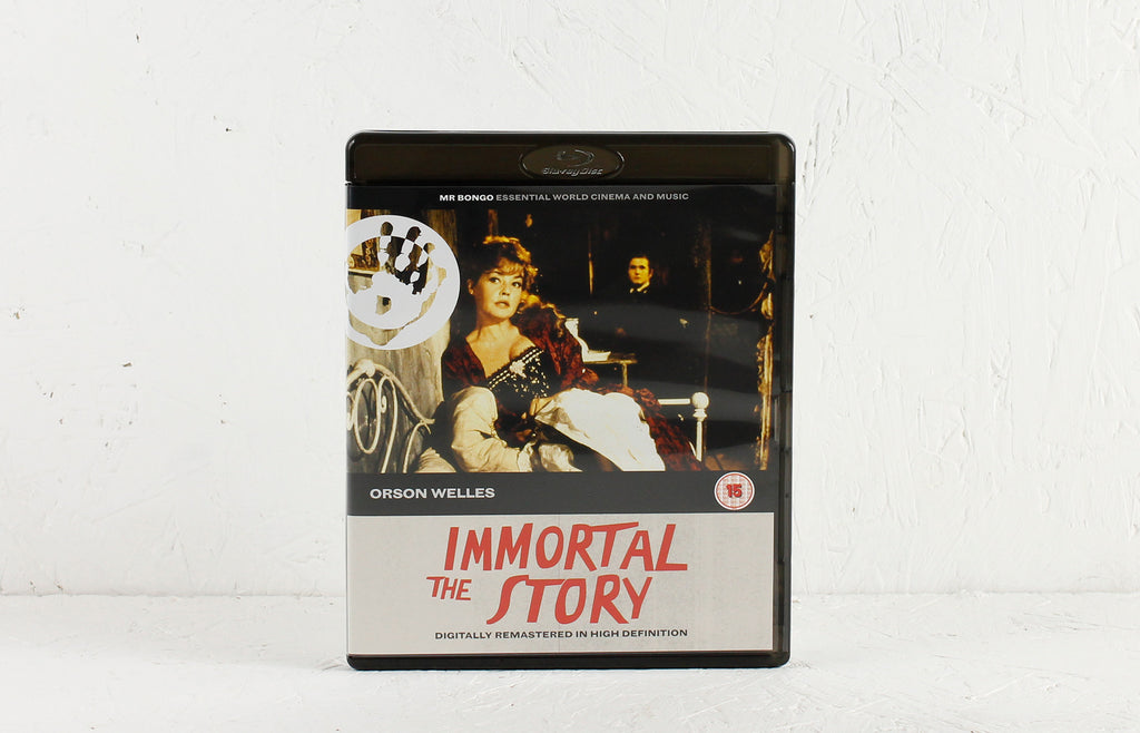 Immortal Story: Restored Edition – Blu-ray/DVD