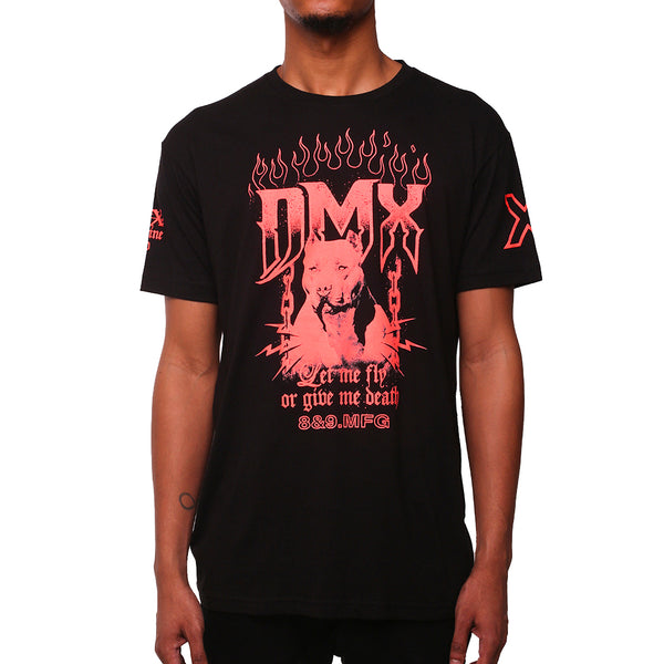 DMX Let Me Fly T Shirt Infrared