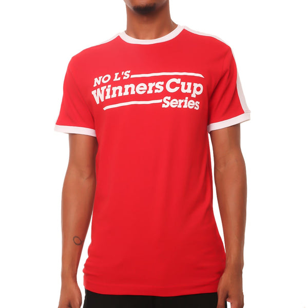Winners Cup Soccer Tee Red