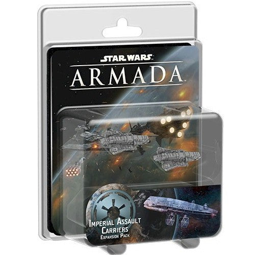 STAR WARS - ARMADA - Imperial Assault Carriers Expansion Pack