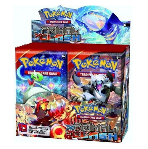 POKEMON - XY—Primal Clash Booster Box