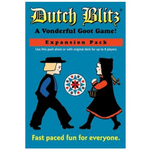 DUTCH BLITZ - BLUE EXPANSION PACK