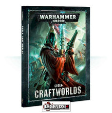 WARHAMMER 40K - CODEX - CRAFTWORLDS