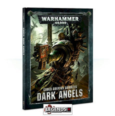 WARHAMMER 40K - CODEX - DARK ANGELS