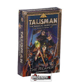TALISMAN  -  REVISED 4TH ED - THE REAPER EXPANSION