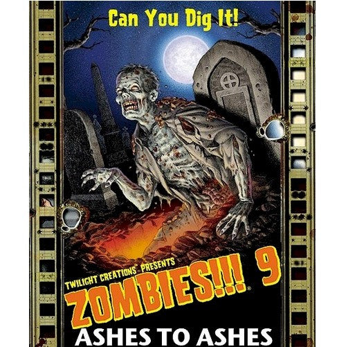 ZOMBIES!!! - 9 - ASHES TO ASHES