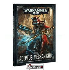 WARHAMMER 40K - CODEX - ADEPTUS MECHANICUS