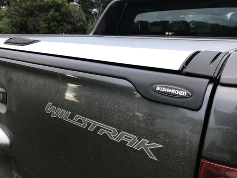 Bushwacker Ford Ranger PX T6 Smoothback Ultimate Tailgate Cap Only 2011 - 2019
