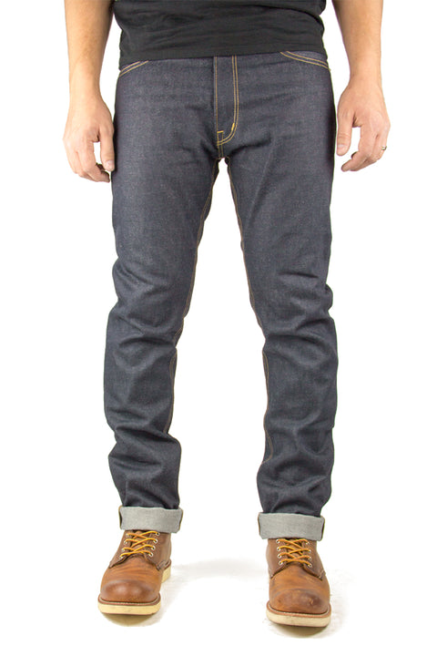Hudson Raw Selvedge Jeans