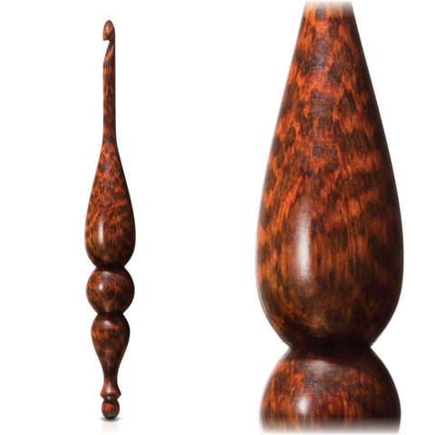 Limited Edition Snakewood Crochet Hook
