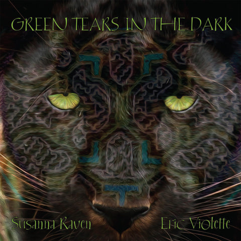 Green Tears in the Dark - CD