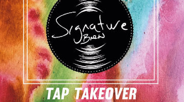 Strongroom Tap Take Over!