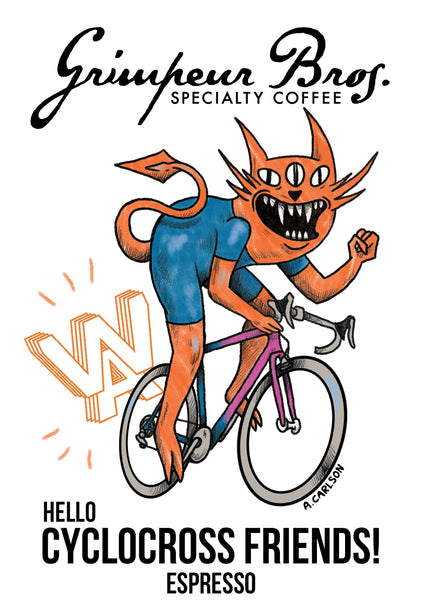 Hello Cyclocross Friends WAP Espresso