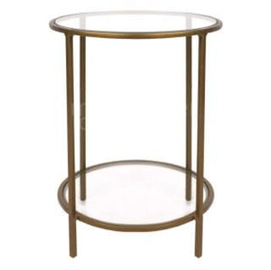 Chicago Round Wine Table