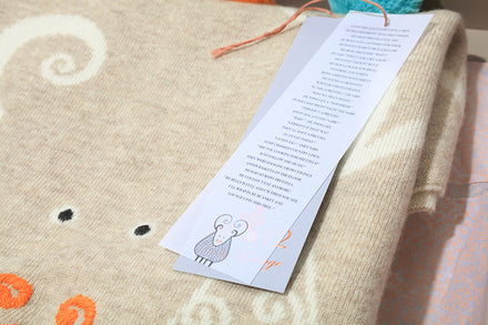 10 to 12 Baby Lounge's Animal Blankets: Why Do the Animals Have a Backstory?