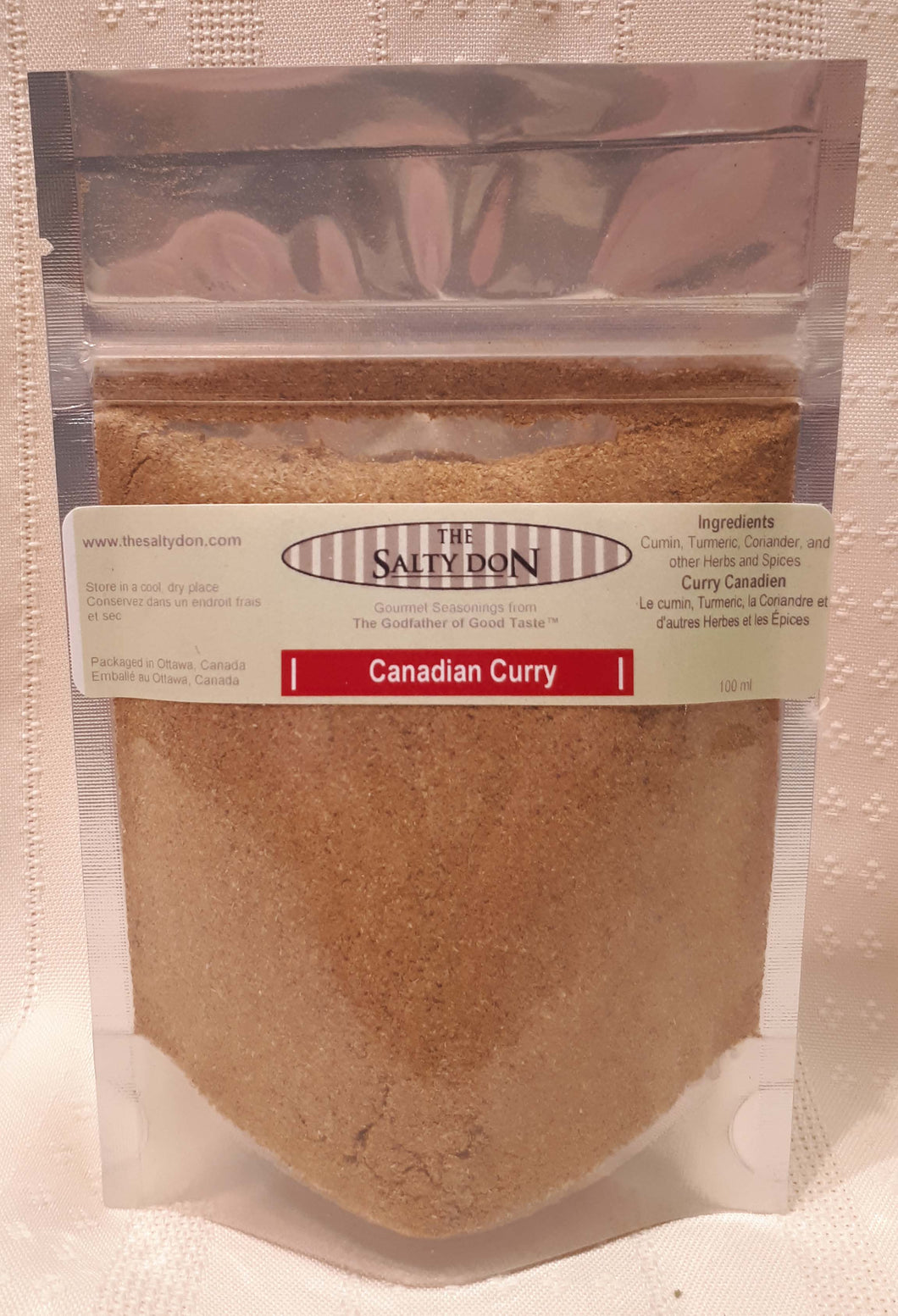 Canadian Curry