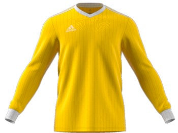 Adidas Tabela Long Sleeve Yellow
