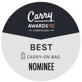 Carryology Best Carry-on Bag Nominee