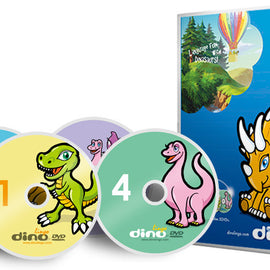 Dino English  ESL DVD Course for Children