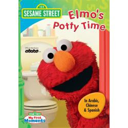 Sesame Street - Elmo's Potty Time - Arabic, Chinese, Spanish