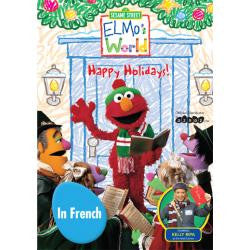 Sesame Street - Elmo's World - Happy Holidays - French