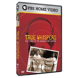 True Whispers: Story of Navajo Code Talkers New DVD