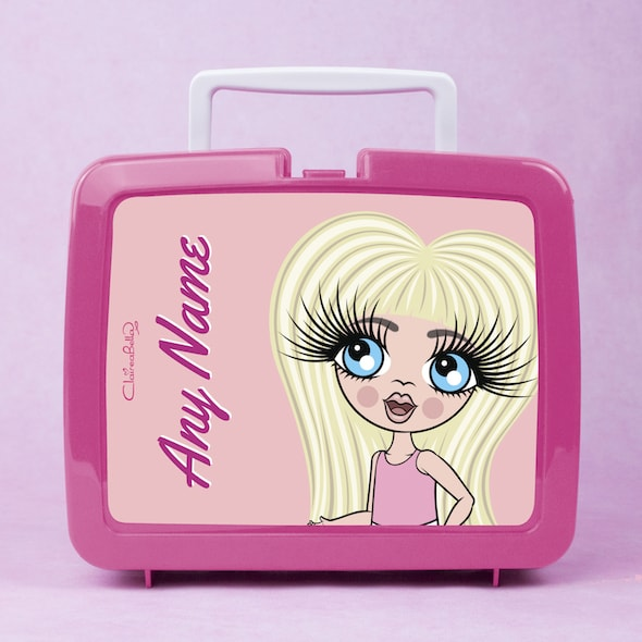 ClaireaBella Girls Close Up Lunch Box - Image 1