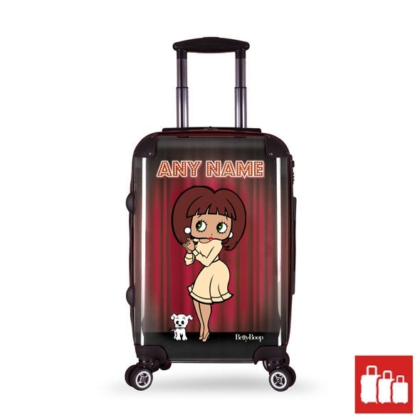 Betty Boop Curtain Call Suitcase - Image 1